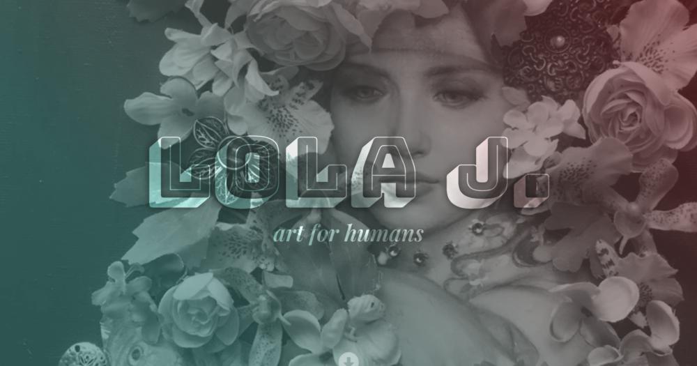 Lola J. Art homepage