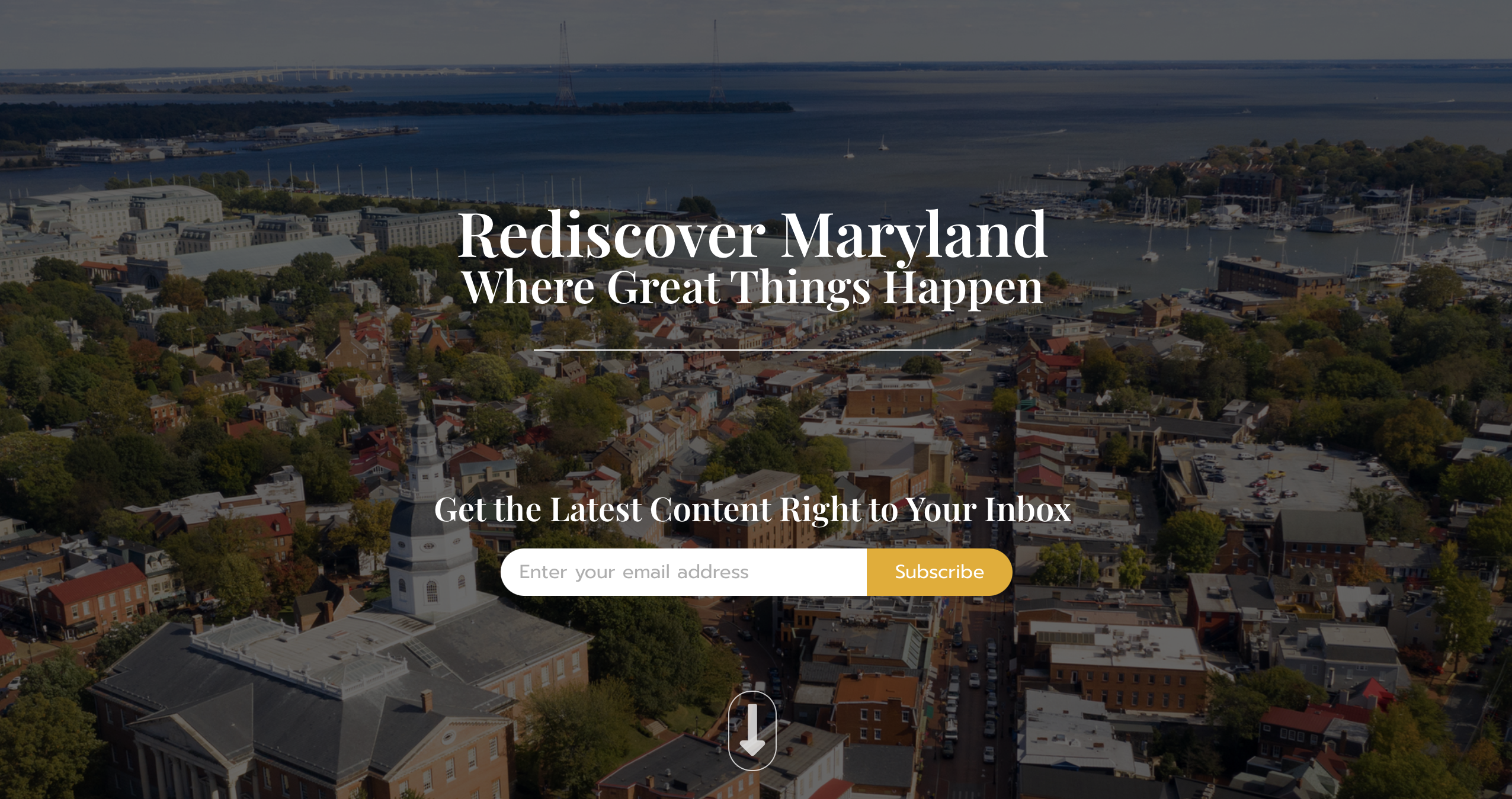 REdiscoverMD, Local Community Blog